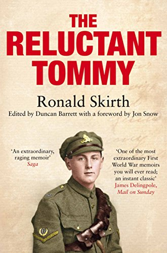 The Reluctant Tommy By Ronald Skirth