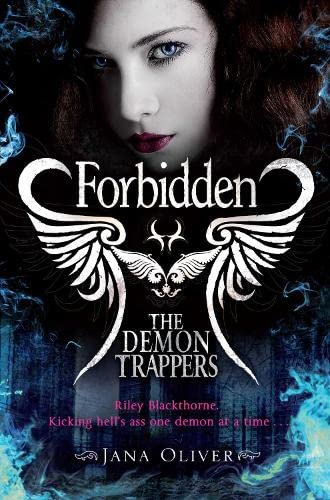 Forbidden (The Demon Trappers) By Jana Oliver