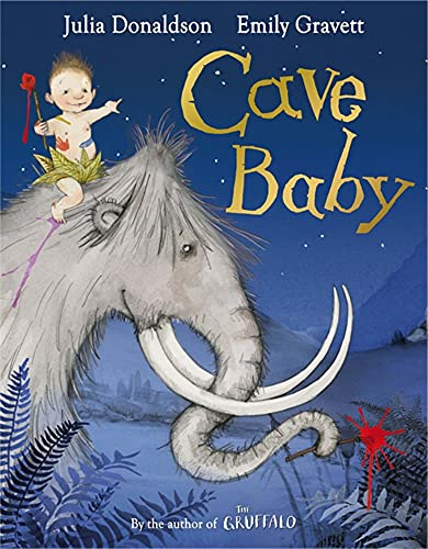 Cave Baby By Julia Donaldson