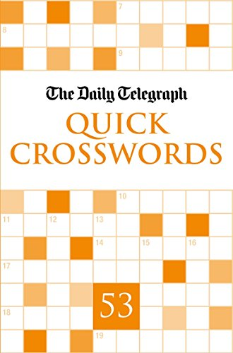 Daily Telegraph Quick Crosswords 53 by Telegraph Group Limited