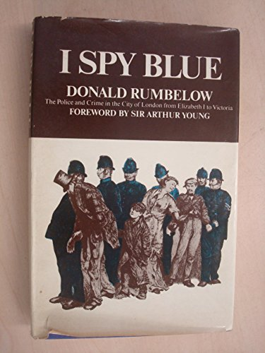 I Spy Blue By Donald Rumbelow