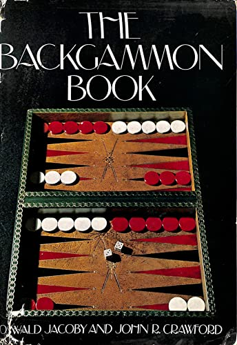 Backgammon Book by Oswald Jacoby