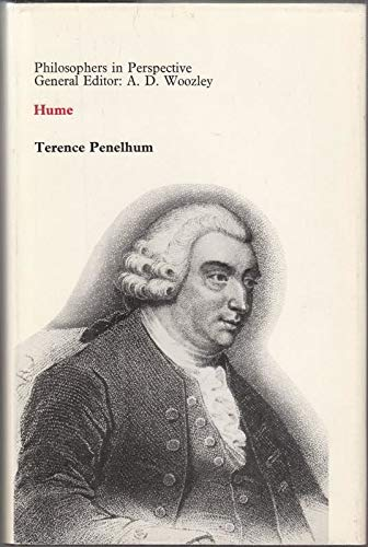 Hume By Terence Penelhum