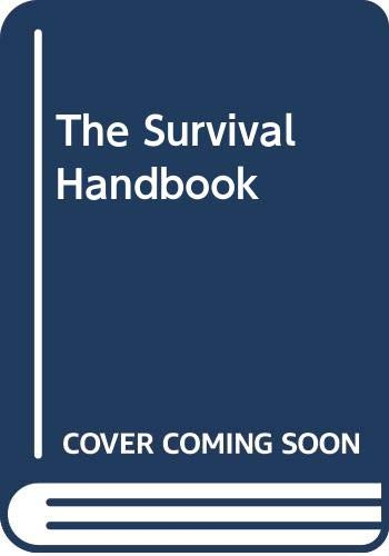 The Survival Handbook By Michael Allaby