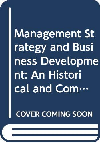 Management Strategy and Business Development By Leslie Hannah