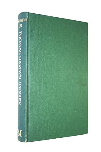 Thomas Hardy's Wessex By Hermann Lea