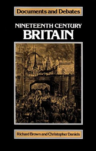 Nineteenth-century Britain By R. Brown