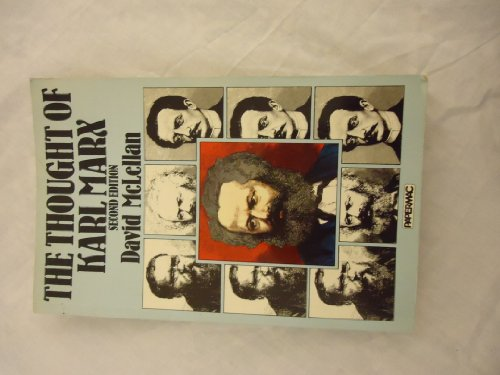 The Thought of Karl Marx By David McLellan