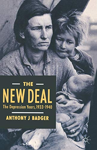 The New Deal By A.J. Badger
