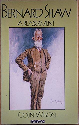 Bernard Shaw By Colin Wilson