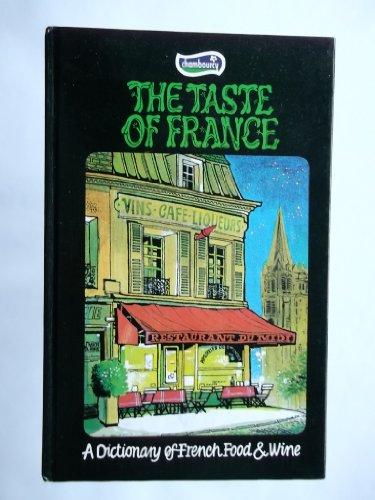 The Taste of France By Fay Sharman