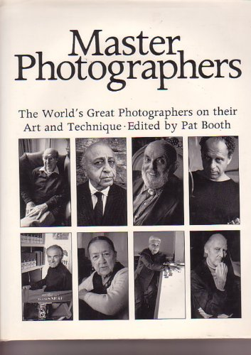 Master Photographers By Pat Booth