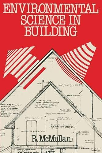 Environmental Science in Building By Randall McMullan