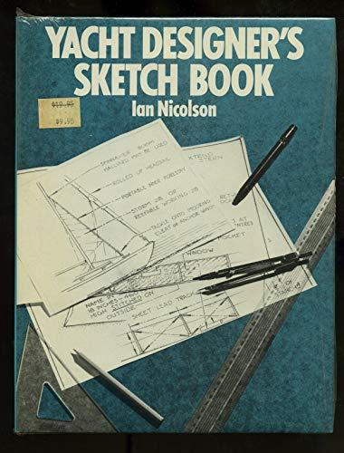 Yacht Designer's Sketch Book by Nicolson, Ian Hardback Book The Cheap Fast Free