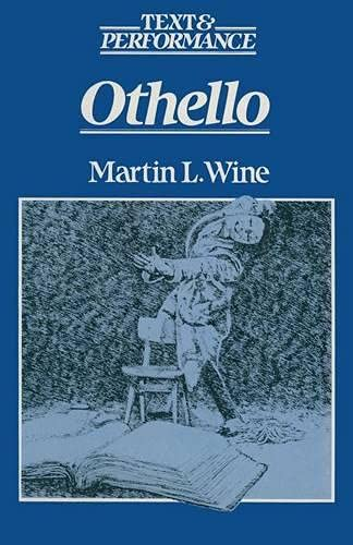 """""""Othello"""" By M.L. Wine"""
