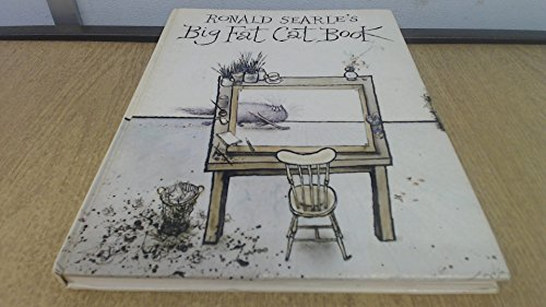 Ronald Searle's Big Fat Cat Book By Ronald Searle