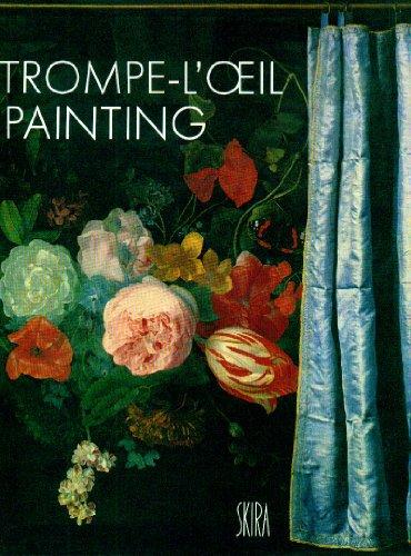 Trompe l'Oeil Painting By Miriam Milman