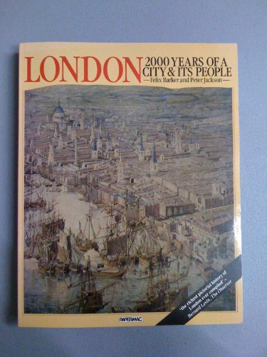 Papermac;London-2000 Years City: 2000 Years of a City and Its People by Unknown Author