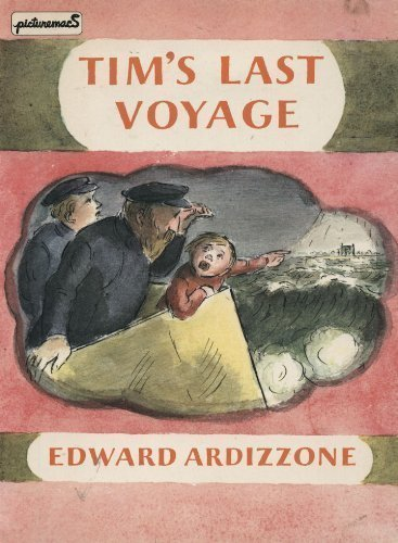 Tim's Last Voyage By Edward Ardizzone