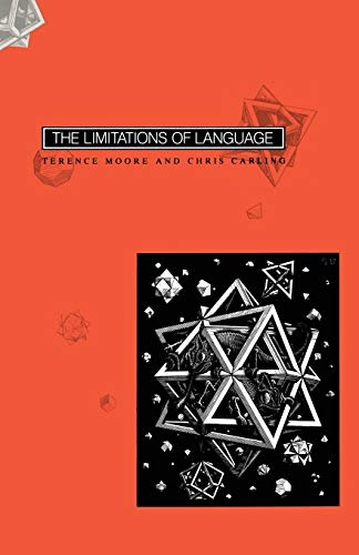 The Limitations of Language By Terence Moore