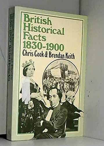 British Historical Facts By C. Cook