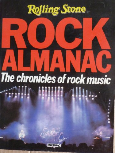 """Rolling Stone"" Rock Almanac By the editors of Rolling Stone"
