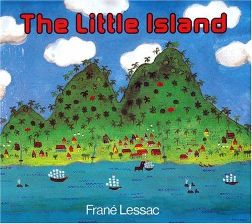 Little Island By Frane Lessac