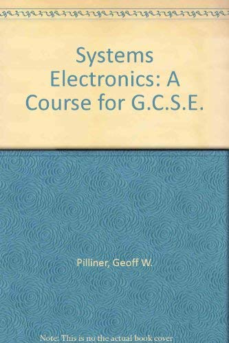 Systems Electronics By Geoff W. Pilliner