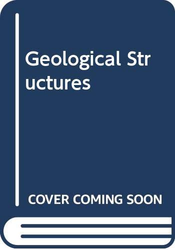 Geological Structures By John L. Roberts