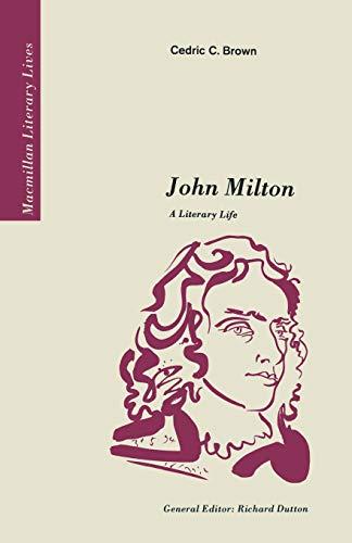 John Milton By Cedric C. Brown