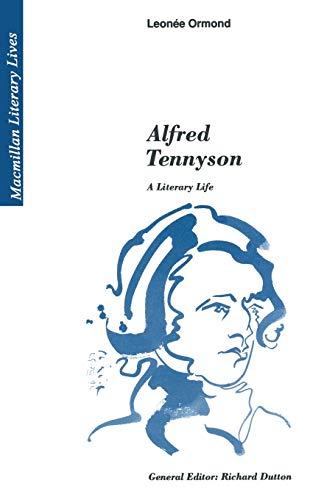 Alfred Tennyson By Leonee Ormond