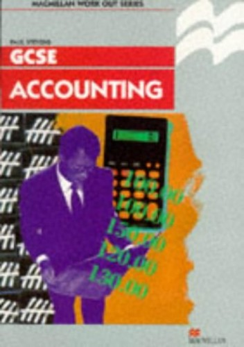 Work Out Accounting GCSE By P. Stevens