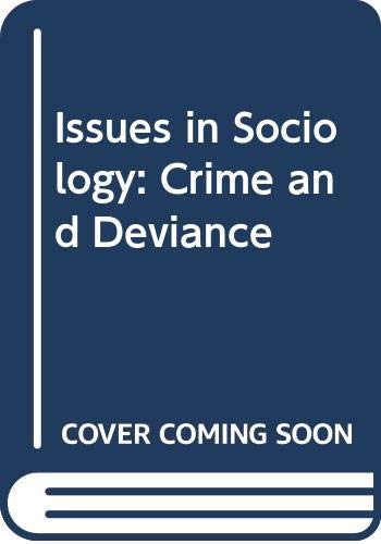 Issues in Sociology By Simon Holdaway
