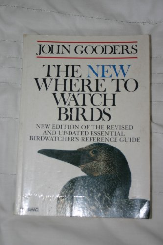 Where to Watch Birds By John Gooders