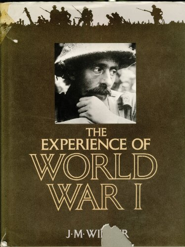 The Experience of World War I By Dr Jay Winter