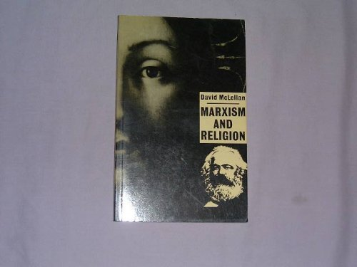 Marxism and Religion By David McLellan