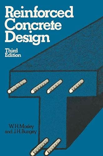 Reinforced Concrete Design By W. H. Mosley