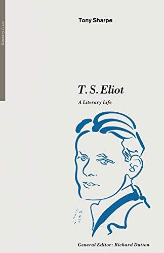 T. S. Eliot By Tony Sharpe