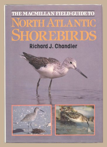 North Atlantic Shore Birds - A photographic Guide to the Waders of Western Europe & Eastern North America By Richard J. Chandler