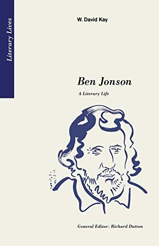Ben Jonson By W. David Kay