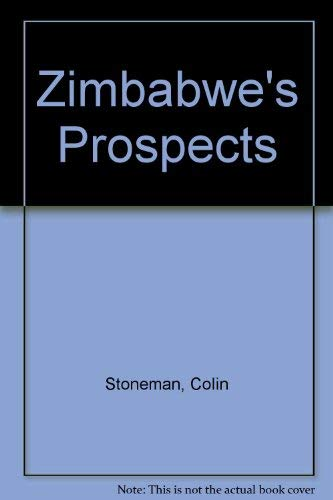Zimbabwe's Prospects By Colin Stoneman