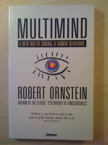 Papermac;Multimind By Robert E. Ornstein