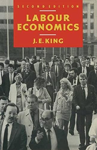 Labour Economics By J. E. King