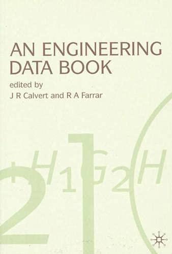 An Engineering Data Book By J.Roger Calvert