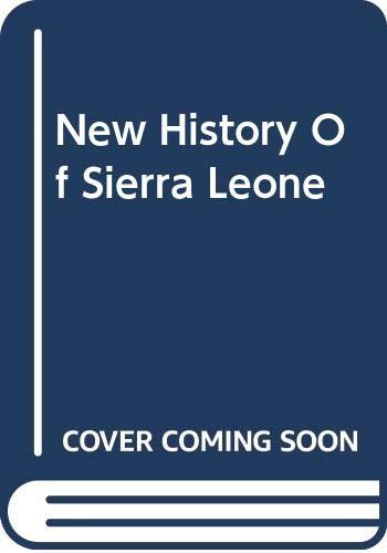 New History Of Sierra Leone By Joe A.D. Alie