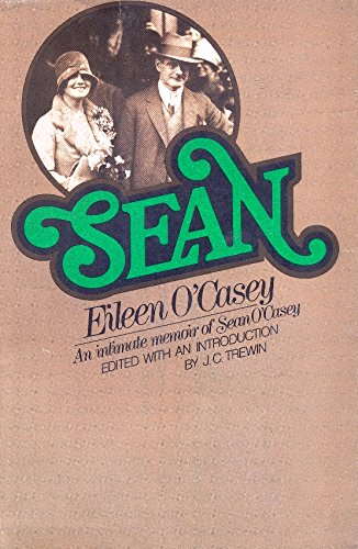 Sean by O'Casey, Eileen Paperback Book The Cheap Fast Free Post