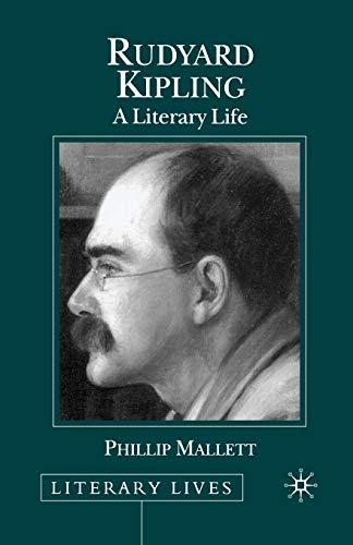 Rudyard Kipling By P. Mallett
