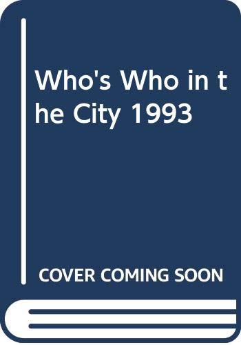 Who's Who in the City By Volume editor Lisa Williams