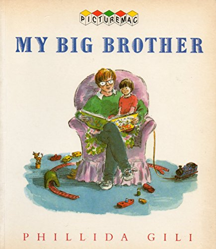 My Big Brother by Gili, Phillida Paperback Book