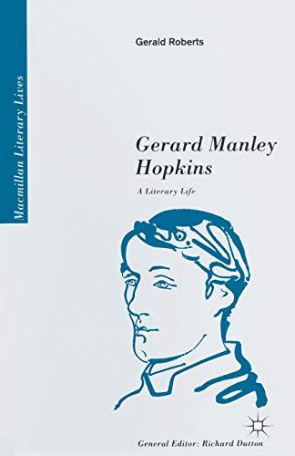 Gerard Manley Hopkins By Gerald Roberts